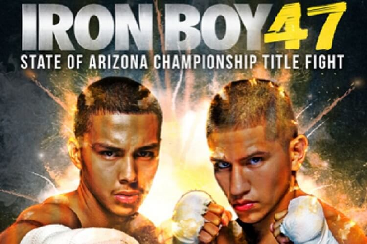 Who will be Arizona's next State Boxing Title Champ? Find Out October 20, 2018!
