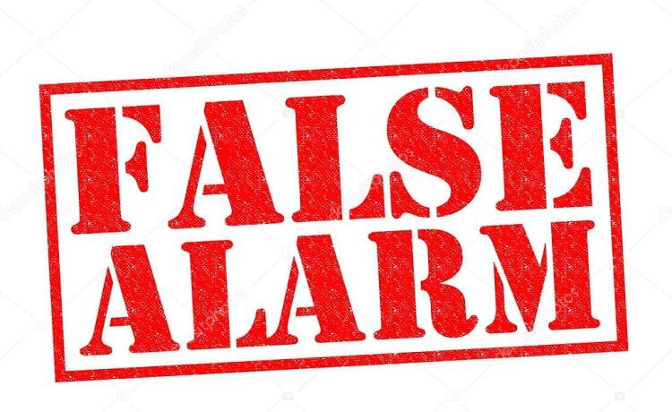 False Alarm Prevention Tips