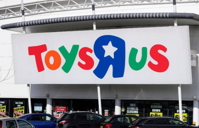 Toys 'R' Us liquidation sale starts March 22