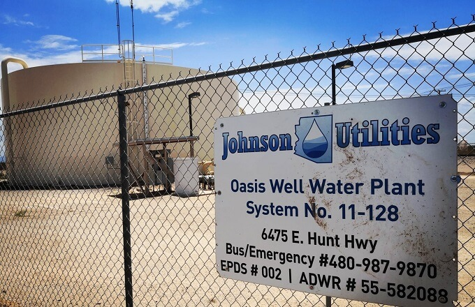 Possible Change of Plans for the Section 11 Wastewater Treatment Plant