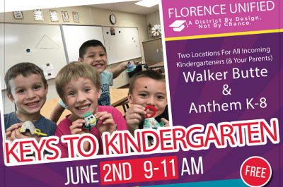 Keys to Kindergarten